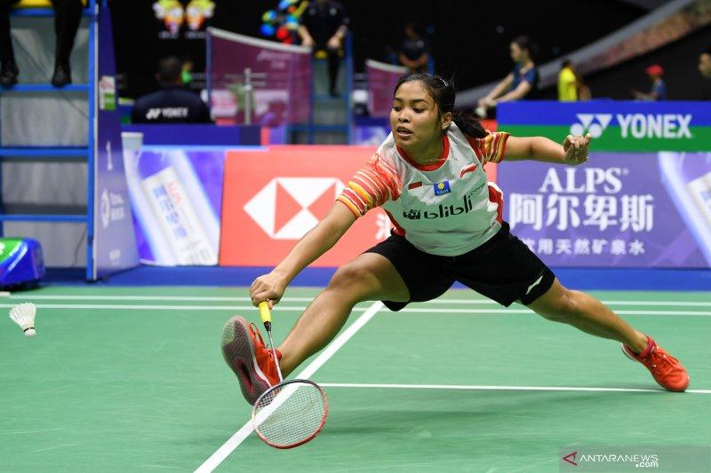 Dua tunggal putri Indonesia lolos ke babak dua Australia Open 2019