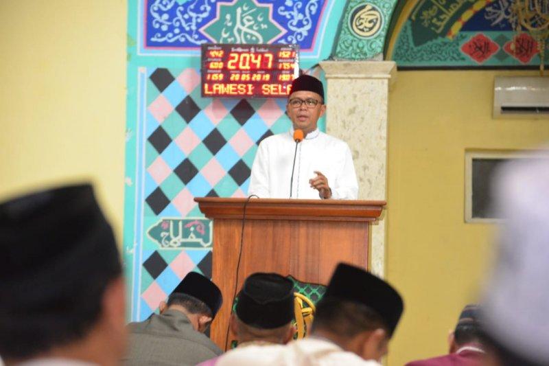 Gubernur Sulsel dorong percepatan pembangunan di Kabupaten Jeneponto