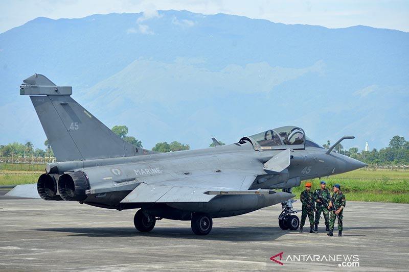TNI AU akan beli pesawat tempur canggih F-15 Ex dan Rafale