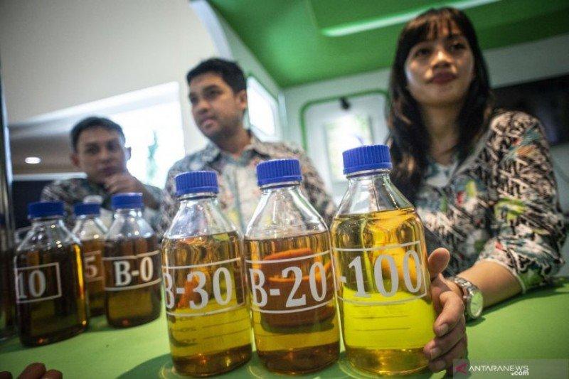 Kementerian ESDM kaji pemanfaatan tangki minyak untuk biodiesel