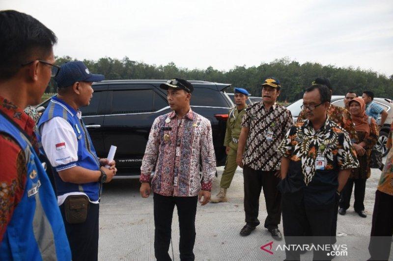 "Pengelola ""rest area"" Batang-Pemalang sediakan 61 gerai UMKM"