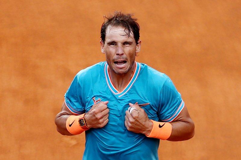 """Nadal ketatkan persaingan """"Big Titles"""" dengan Djokovic dan Federer"""