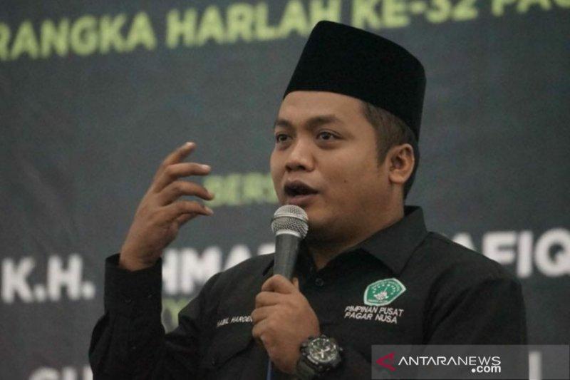 KH Said Aqil Siroj dan Presiden Jokowi pemimpin muslim moderat