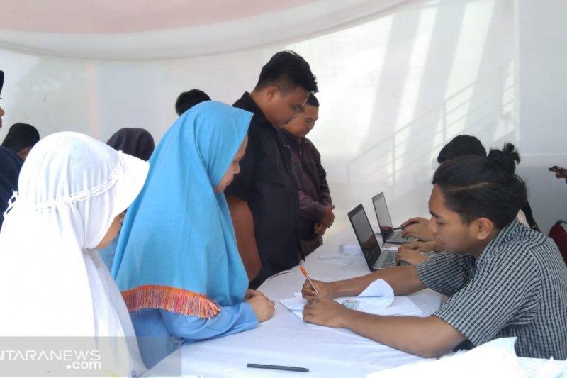 BI kucurkan Rp108 miliar penukaran uang tunai di Sukabumi