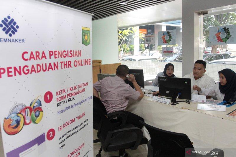 Dinas Tenaga Kerja Temanggung buka posko pengaduan THR