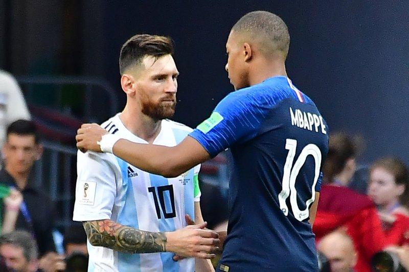 Mbappe tegaskan persaingannya dengan Messi belum berakhir