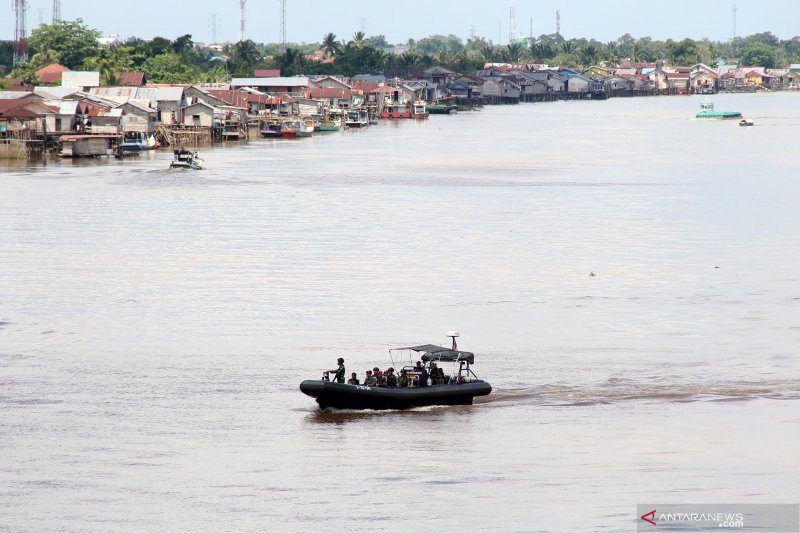 Gadis remaja ditemukan lemas di tepi Sungai Kapuas