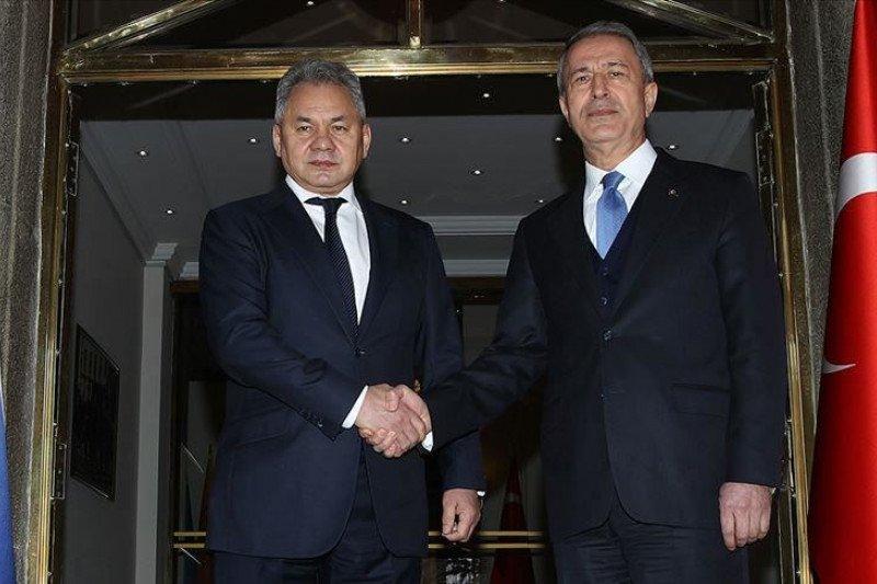 """Turki berlakukan """"lockdown"""" di semua kota besar selama dua hari"""