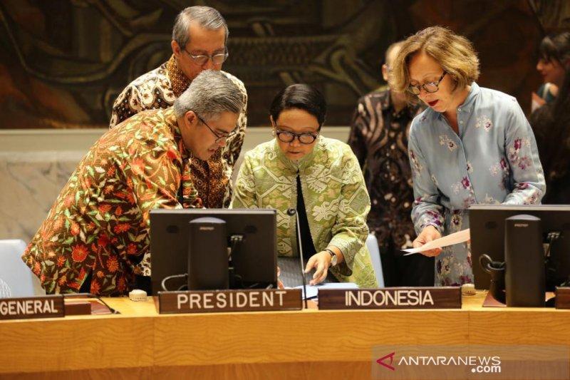 Jelang akhir keanggotaan DK PBB, Indonesia prioritaskan isu Palestina