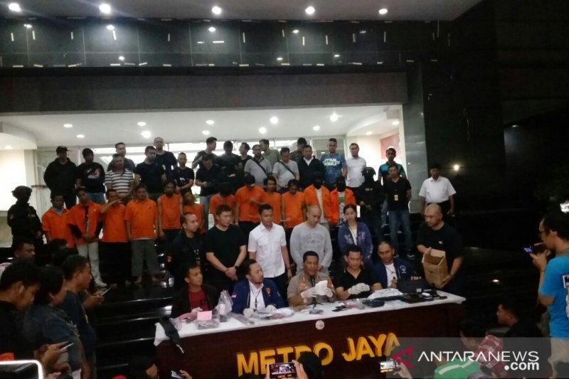 Suasana Jakarta berangsur kondusif jelang Kamis dini hari