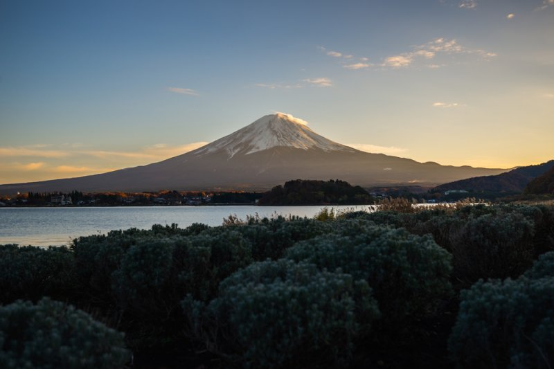 Musim pendakian di Gunung Fuji dibatalkan karena corona
