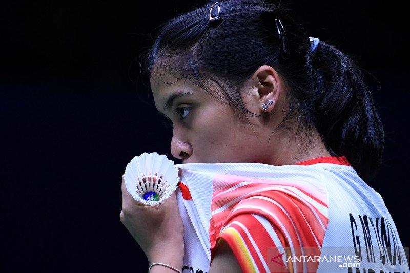 Olimpiade ditunda, Gregoria bisa lebih fokus cari gelar juara
