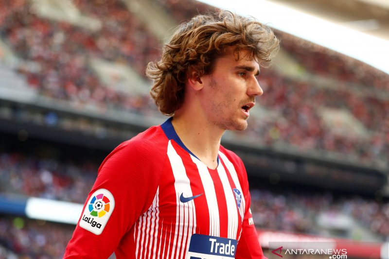 Antoine Griezmann segera dikontrak Barcelona  lima tahun