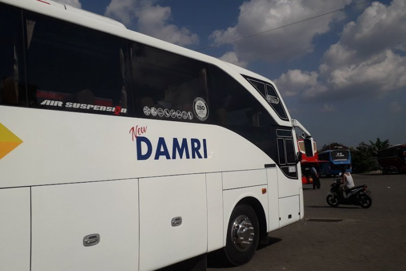 Pemkab Pringsewu luncurkan bus sekolah dan angkutan perintis Damri