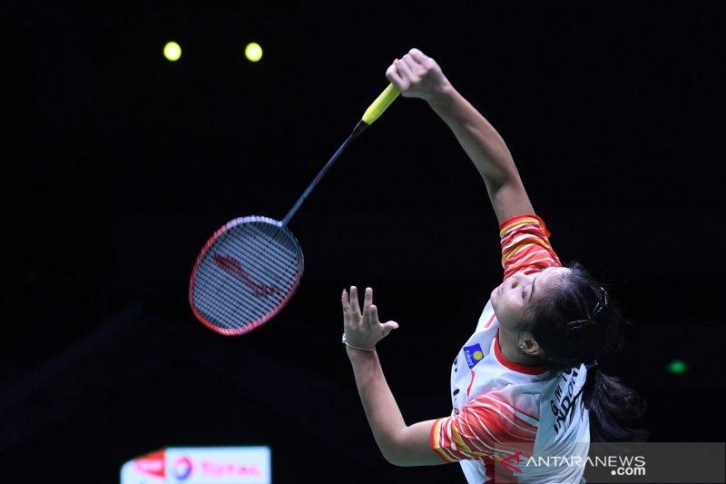 Gregoria Mariska Tunjung akui permainannya terbaca dan terantisipasi Yamaguchi