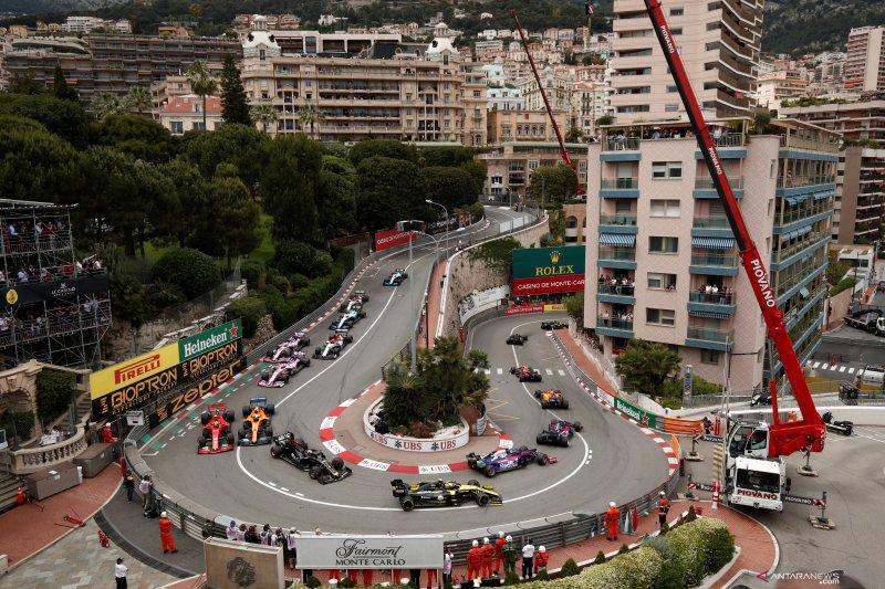 Monako agendakan tiga balapan pada 2021