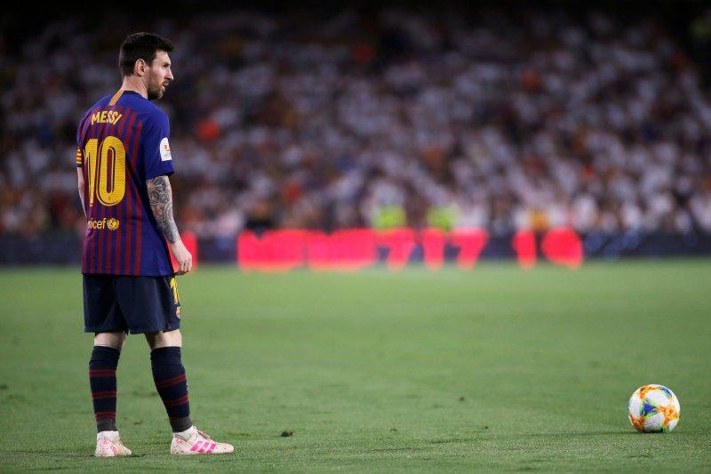 Ini alasan Messi dinobatkan jadi pemain tersubur Liga Champions