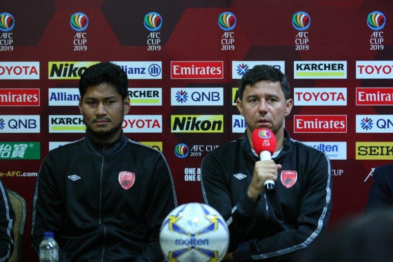 Pelatih PSM Makassar puji gol penyerang Becamex Binh Duong