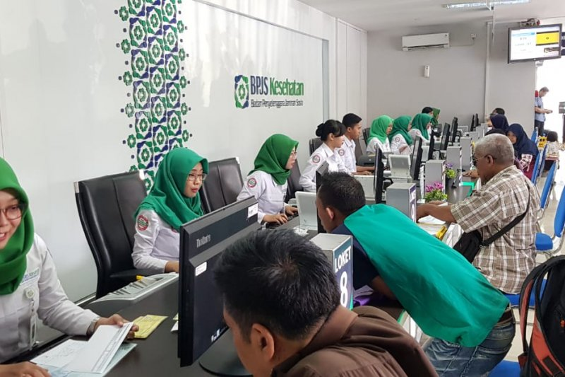 Bpjs Kesehatan Surabaya Buka Layanan Khusus Selama Lebaran Antara News