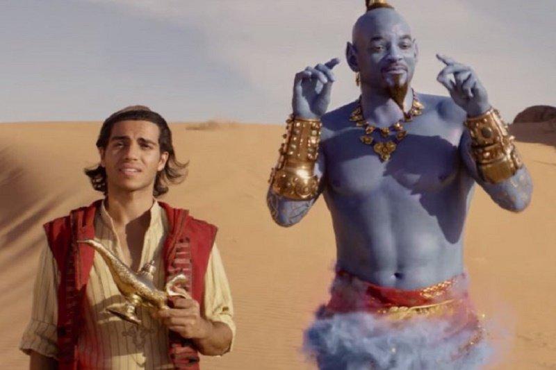 'Aladdin' raup Rp12,3 triliun dalam tiga hari tayang