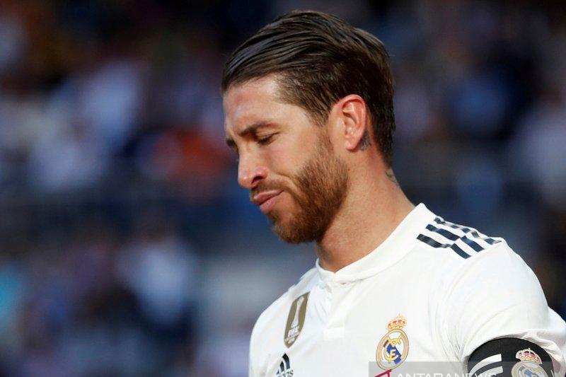 Sergio Ramos tak diberi jalan mudah tinggalkan Madrid