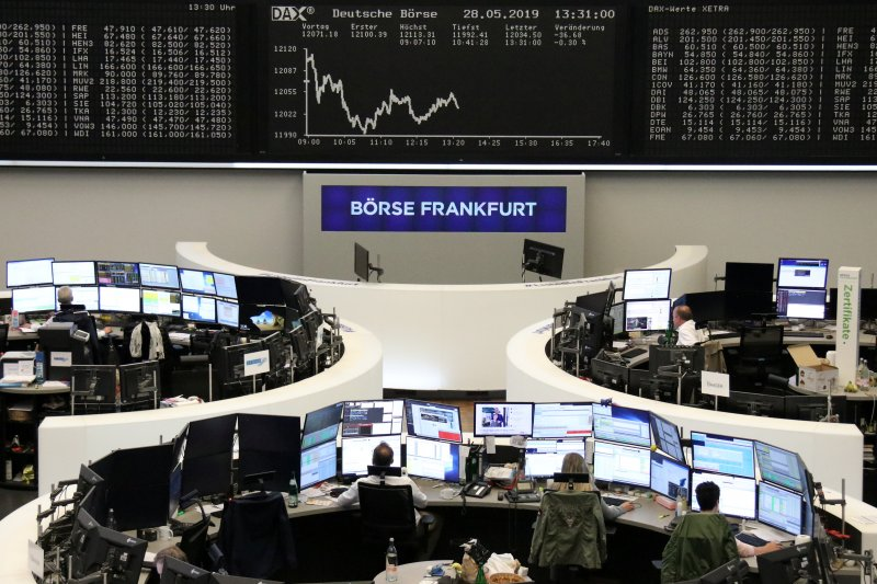 Indeks DAX-30 Jerman ditutup melemah