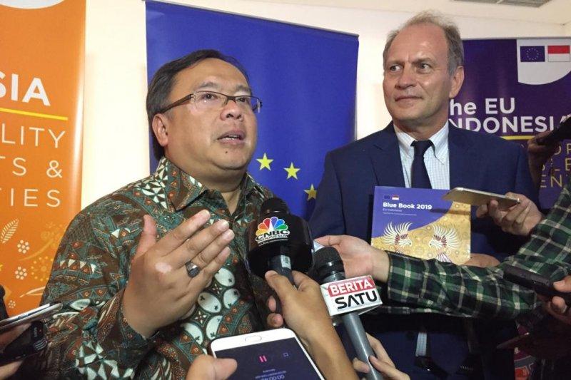 """isu sawit tidak dibahas dalam """"Blue Book"""" UE-Indonesia"""