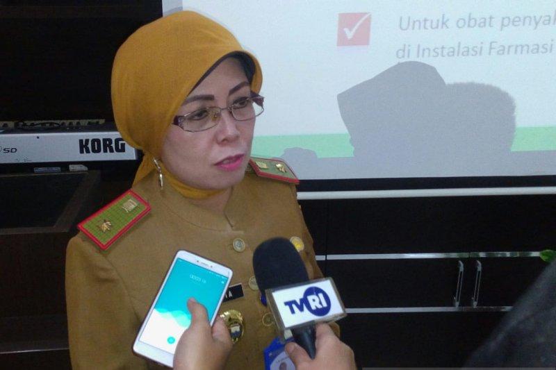 Dinkes Palembang siapkan dua posko pelayanan publik