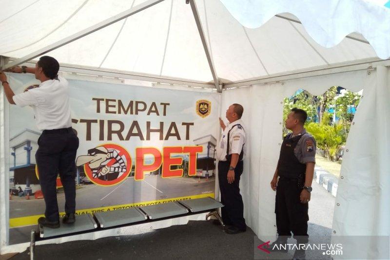 """Sindir copet, Terminal Tirtonadi dirikan """"posko copet"""" selama Lebaran"""