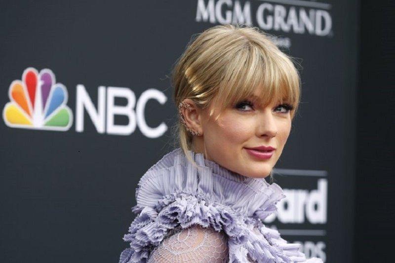 Taylor Swift akan tampil di MTV VMA 2019