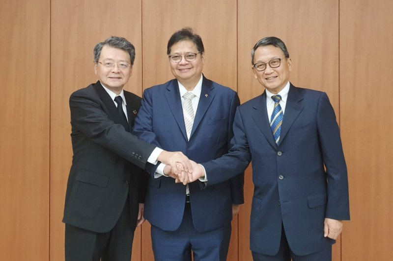 Jepang ingin perkuat investasi di Indonesia