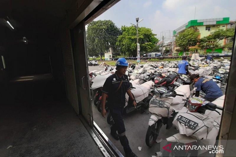 Daop 6 Yogyakarta mengoptimalisasi angkutan barang Rail Express