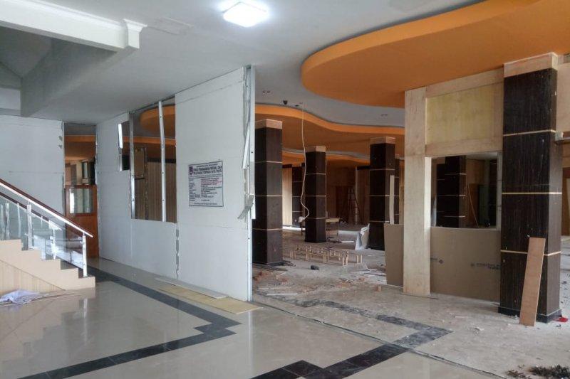 Wako sebut pembangunan Mal Pelayanan Publik Payakumbuh capai 75 persen