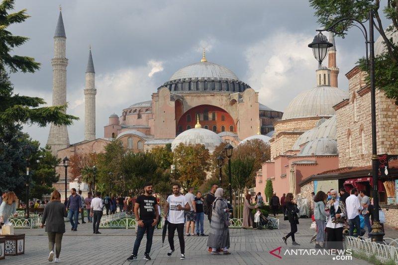 Komite Warisan Dunia UNESCO meninjau alih fungsi Hagia Sophia