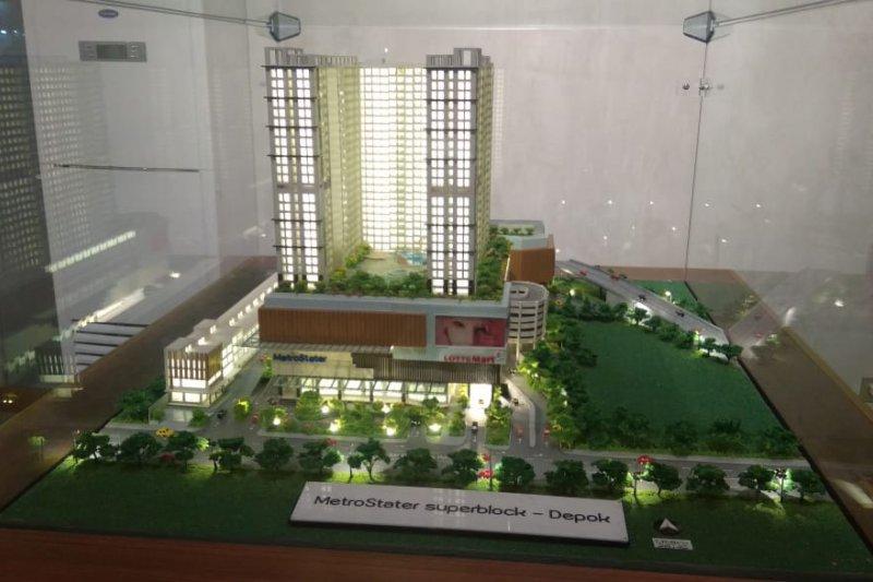 Kawasan bisnis strategis terintegrasi dibangun di Kota Depok