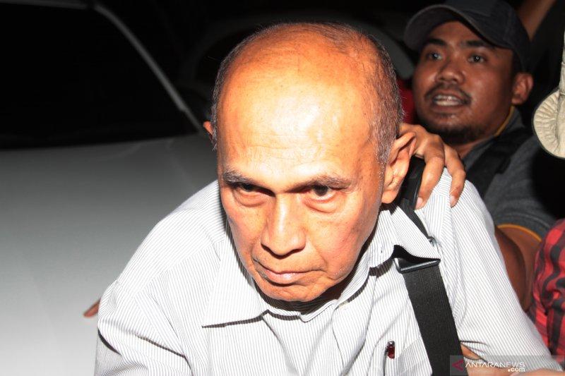 Kivlan Zen penuhi panggilan penyidik untuk konfrontasi dengan sejumlah saksi