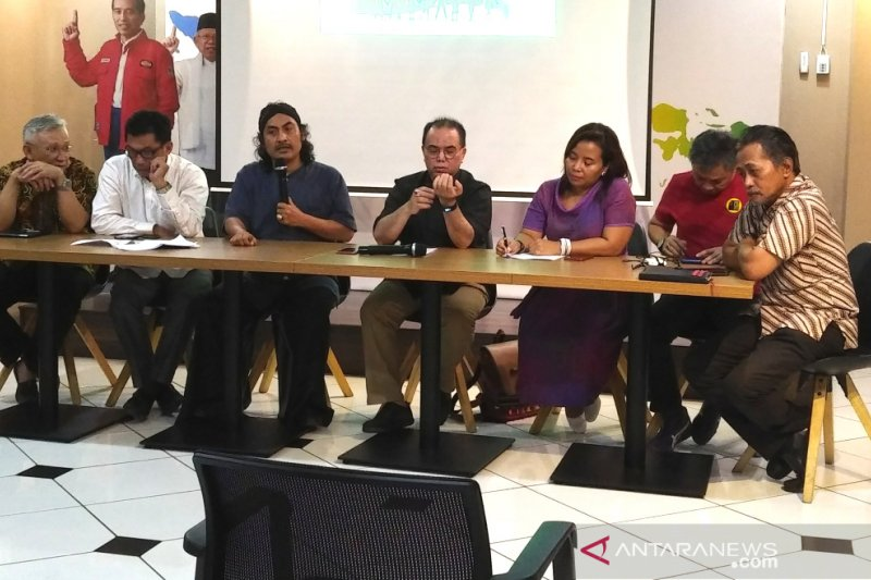 Aliansi Masyarakat Sipil rekomendasikan konsolidasi Demokrasi Pancasila