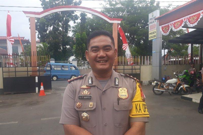 Kapolres Kepulauan Sangihe ajak masyarakat jaga keamanan
