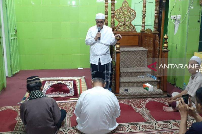 MUI Palu gelar i'tikaf dan sholat tasbih malam 27 Ramadhan