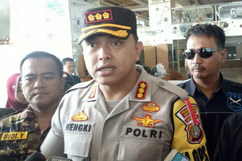 Ada racun berbahaya di anak panah milik perusuh 22 Mei, kata Polisi