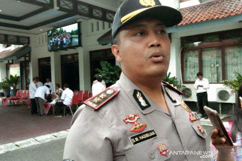 Polres Bantul menempatkan pos pelayanan mudik dari arah Kulon Progo