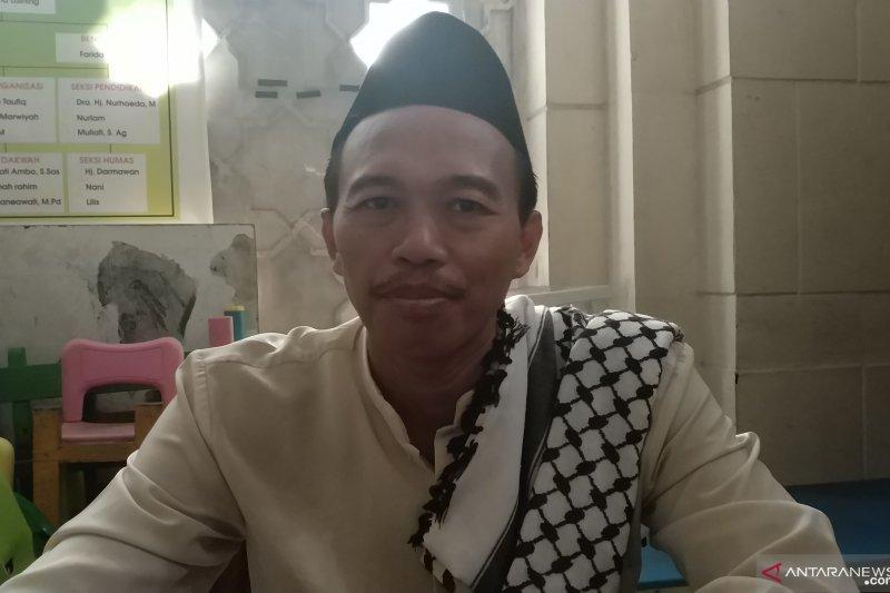 Masjid Raya Makassar targetkan 5.000 muzakki salurkan zakat fitrah