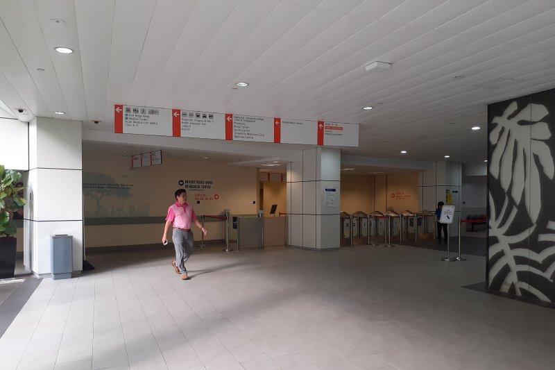 Ibu Ani Yudhoyono masih dirawat di ICU NUH Singapura
