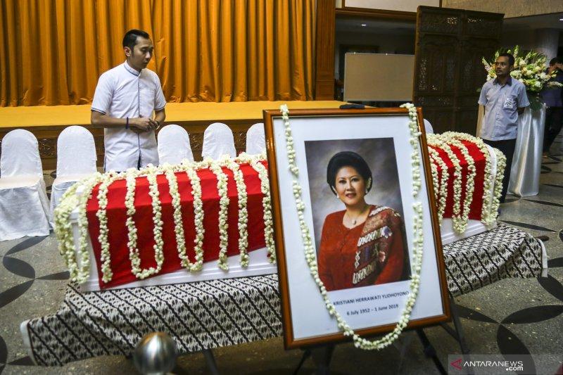 Puan Maharani menyampaikan belasungkawa atas wafatnya Ani Yudhoyono