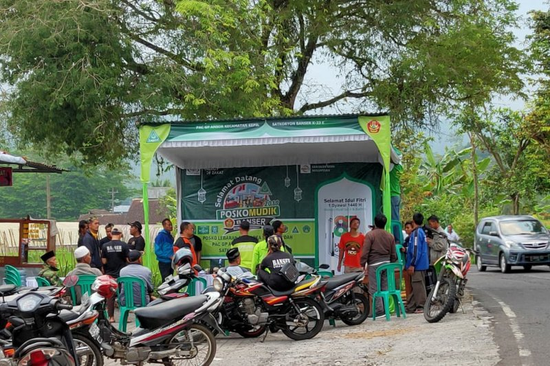 Banser Jateng dirikan 336 posko mudik