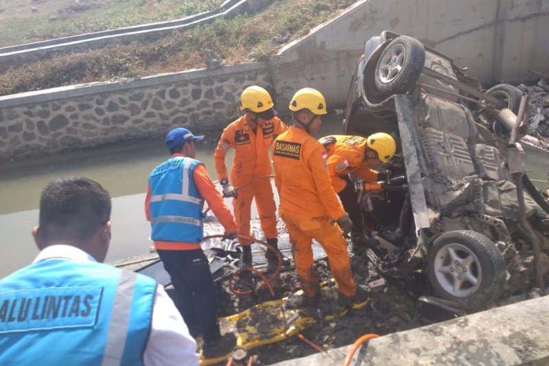 Dua orang tewas dalam kecelakaan di Tol Pemalang