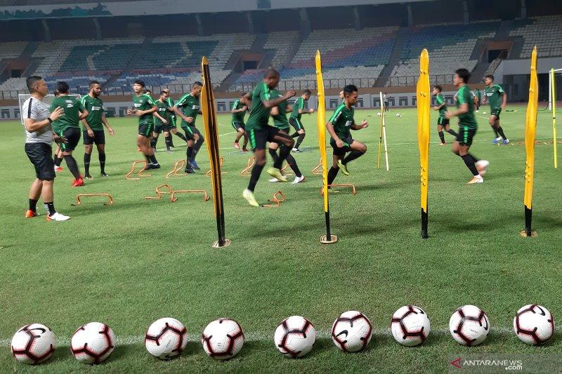 Timnas Indonesia siap menang di Yordania