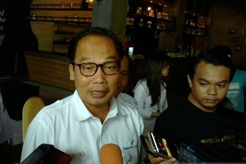 Arus mudik di Bandara Hasanuddin pada H-3 turun 20,2 persen