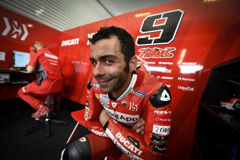 Profil - Kemenangan MotoGP pertama si mantan polisi