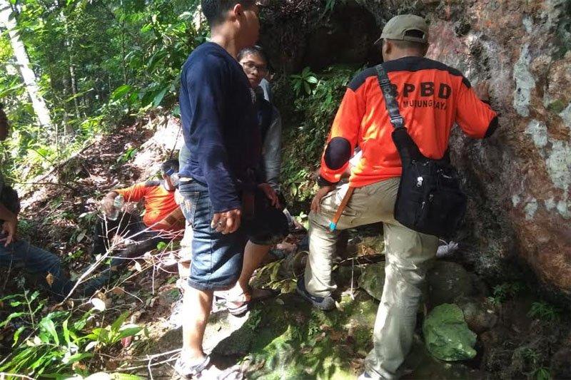 Warga Palangka Raya masih hilang di kawasan Gunung Muro